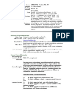 UT Dallas Syllabus for opre6301.503.07s taught by Carol Flannery (flannery)