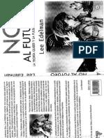 No Al Futuro (Lee Edelman)