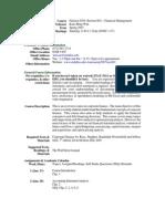UT Dallas Syllabus for fin6301.001.07s taught by Kam-ming Wan (kmwan)