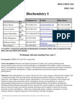 UT Dallas Syllabus for biol3161.004.07s taught by   (marsh)