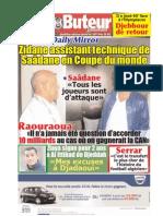 LE BUTEUR PDF du 07/01/2010