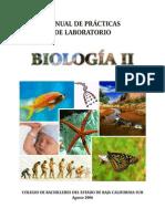 Manual de Practicas Biologia II