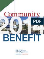 2014 Community Benefit Report