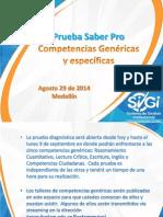 PresentacionSaberPro2014 II