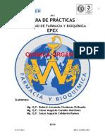 Guia Quimica Organica Epex 2014 01 Setiembre