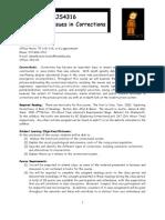 UT Dallas Syllabus for cjs4316.001.07s taught by Danielle Lavin-loucks (dxl027000)