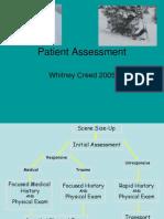 Patient Assessment FINAL
