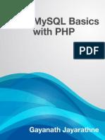 Mysql basics Sample