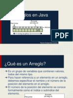 7.Arreglos en Java