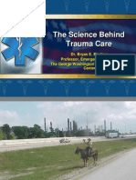 The Science Beyond Trauma Care