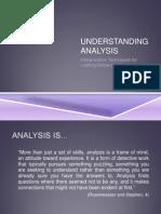 understanding textual analysis