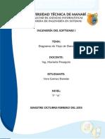 Deber#2(Diagramas de Flujo de Datos)