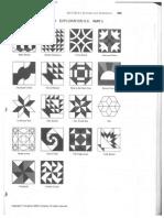 symmetrical quilt designs