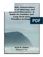 A Guide for Families and Long Term Care Providers in Oregonsm1