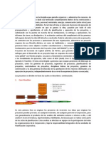 Gerencia de Proyectos Presentación