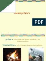 Clase 15 Termoquímica (PQ112)