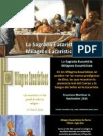 Reflexión Sobre La Sagrada Eucaristía 3