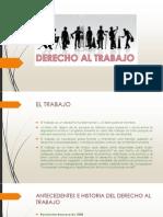 Derecho Al Trabajo