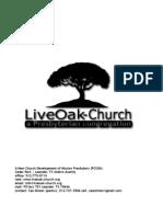LiveOak Prospectus