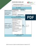 Matriz. Elaboracion Guia de Actividades Para El Desarrollo Del Proyecto Integrado de Clase - Copia