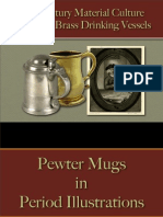 Drinking - Drinking Vessels - Pewter & Brass