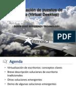 Presentación Virtual Desktop