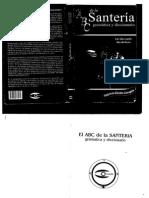 ABC de La Santeria