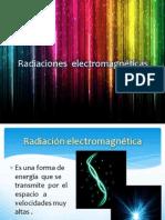 Espectros Exposicion1 Radiaciones Electromagneticass