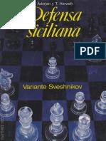 Defensa.siciliana.variante.sveshnikov. .a.adorjan.T.horvath