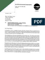 KJ Wastewater Treatment Plant Violation