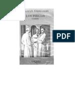 Dürrenmatt Friedrich-Los Físicos