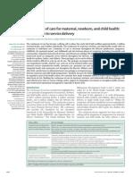 Continuum of Care Lancet