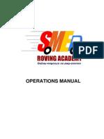 SME Roving Academy Operations Manual(1)