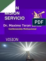 Vision,Mision Servicio III13