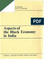 Black Economy in India