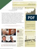 Vulnerabilidades de Rusia Ante Las Sanciones de Estados Unidos, La Unión Europea y La Rapiña Militar de La OTAN, Por James Petras