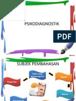 Psikodiagnostik