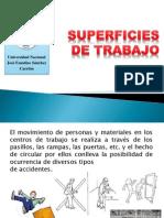 Superficies de Trabajo