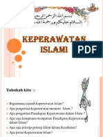 konsep keperawatan islami