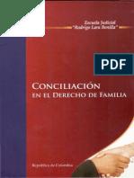 Conciliacion en El Derecho de Familia - Colomiba
