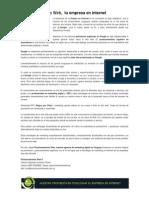Posicionamiento Web,  tu empresa en internet.pdf