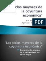 Los Ciclos Mayores de La Coyuntura Económica Parte 3