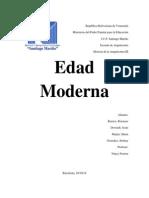 Formación de La Arquitectura Moderna