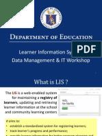 2 LIS Orientation