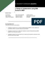 Building and Constructing Multidisciplinary