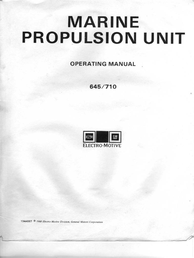 ... 16 645 diesel engine hrc a 188 rh equipstream com Array - operating  manual emd rh scribd ...