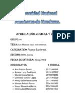 Apreciación Musical y Análisis(Cuestionario) (1)