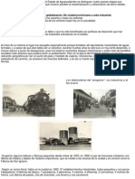 Historia industrial de aguascalientes