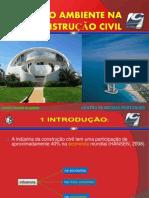 Meio Ambiente Na Construção Civil