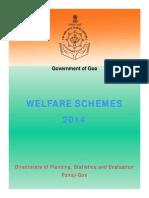Welfare Scheme 2014